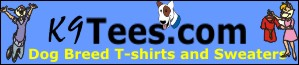 Dog Breed T-shirts and Sweatshirts